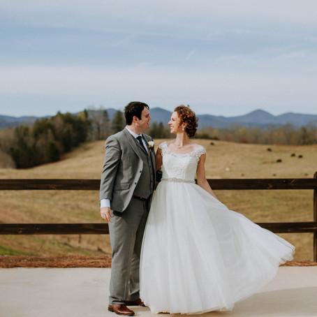 Shawna + Andrew   Wedding   Dahlonega, Ga