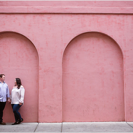 Jacqui & James | Engagement | Savannah, GA