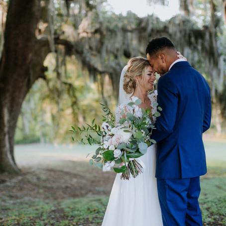 Charlotte & Brandon | Wedding | Red Gate Farms | Savannah, Ga