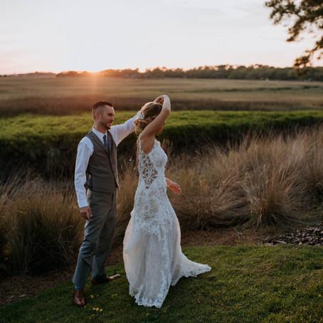 Jordan & Elijah   Wedding   Hilton Head Island, SC