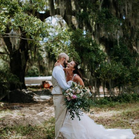 Julie & Alex | Wedding | Savannah, Ga