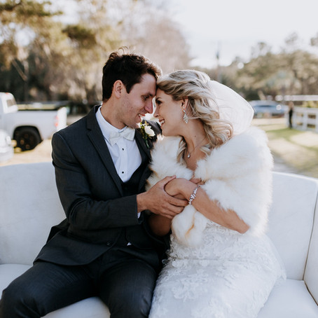Julia + Tyler | Wedding | Red Gate Farms | Savannah, Ga