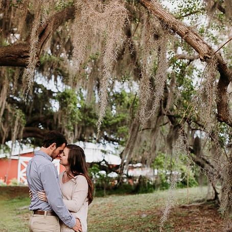 Kendall & Phillip | Engagement | Savannah, GA