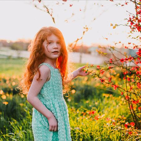 Kateleigh | Portrait | Ranburne, AL