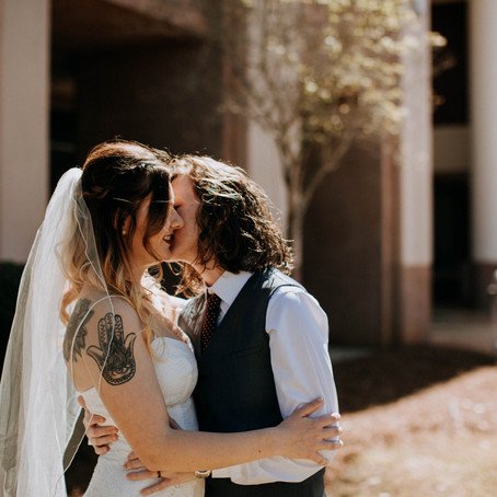 Rebekah & Danielle   Wedding   Warner Robins, Ga