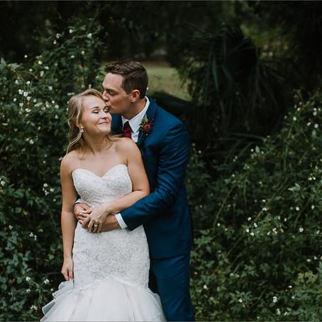 Tori & Kelton | Wedding | Savannah, GA