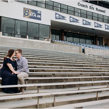 Amanda & Robert | Engagement | Statesboro, GA