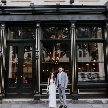 Jasmine + Blake   Wedding   Savannah, Ga