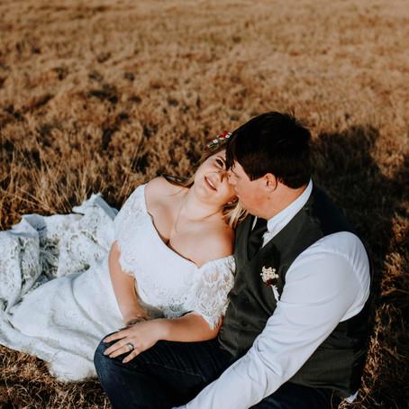 McKayla + Cain | Wedding | Portal, Ga
