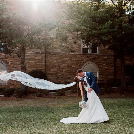 Ally & Zach | Wedding Statesboro, GA