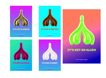 L'invasion de clitoris #jointherevolution