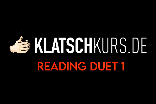 Reading Duet 1, 80bpm