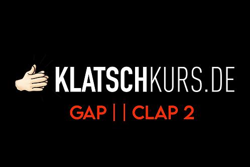 Gap Clap 2, 100bpm, Full Version