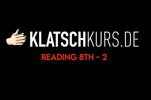 Reading 8th 2, 100bpm, Full