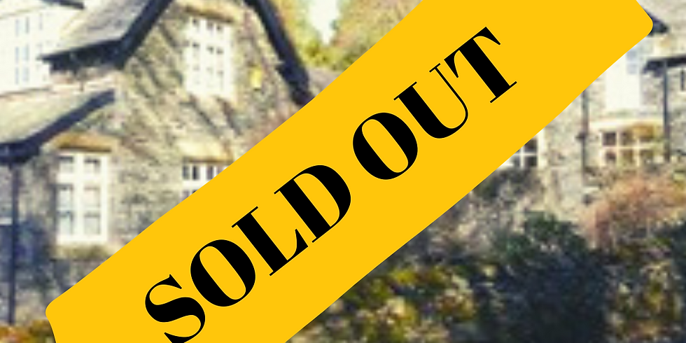 STONE COLD SOBER RETREAT - SOLD OUT!!!!!