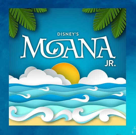 Disney's Moana Jr. logo