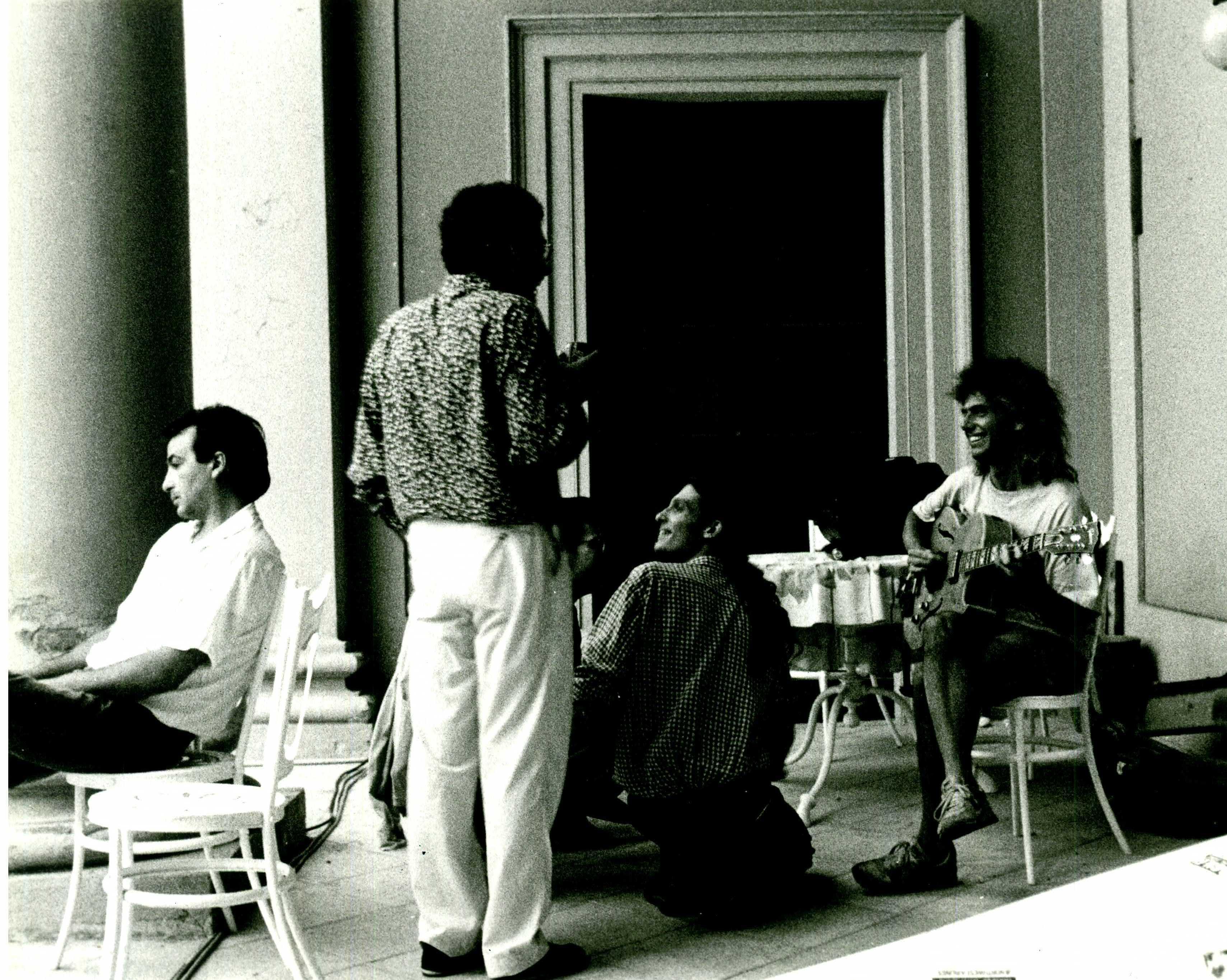 Pat Metheny e Herbie Hancock _1990