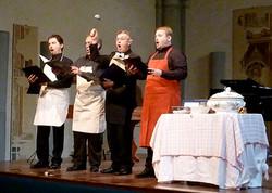 Gastronomia musicale