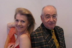 Lorna Windsor e Antonio Ballista