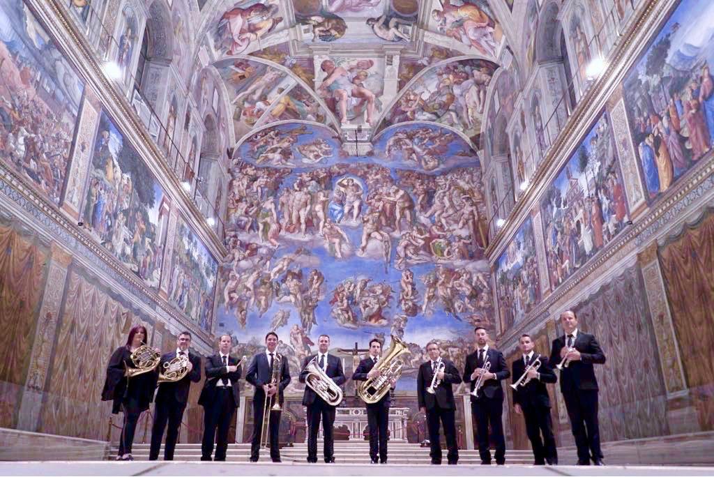 Ottoni Cappella Pontificia Sistina
