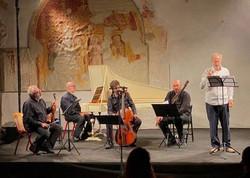 Roberto Citran & Ensemble L'Arte dell'Arco