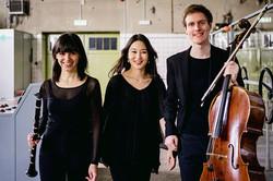 Quantum Clarinet Trio