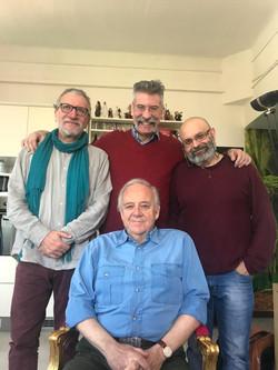 Cochi Ponzoni - N.Pisani - D.Massa - L.Garlaschelli
