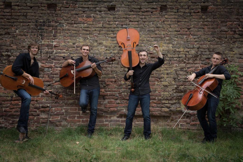 Prague Cello Quartet