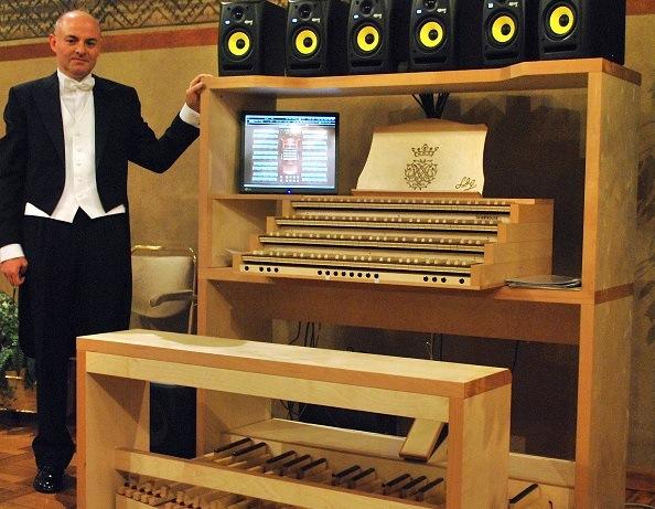 Organo Hauptwerk