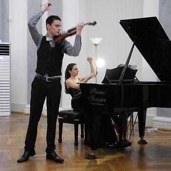Teofil Milenkovic - Monica Maranelli 3.J