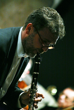 Giampiero Sobrino - clarinetto