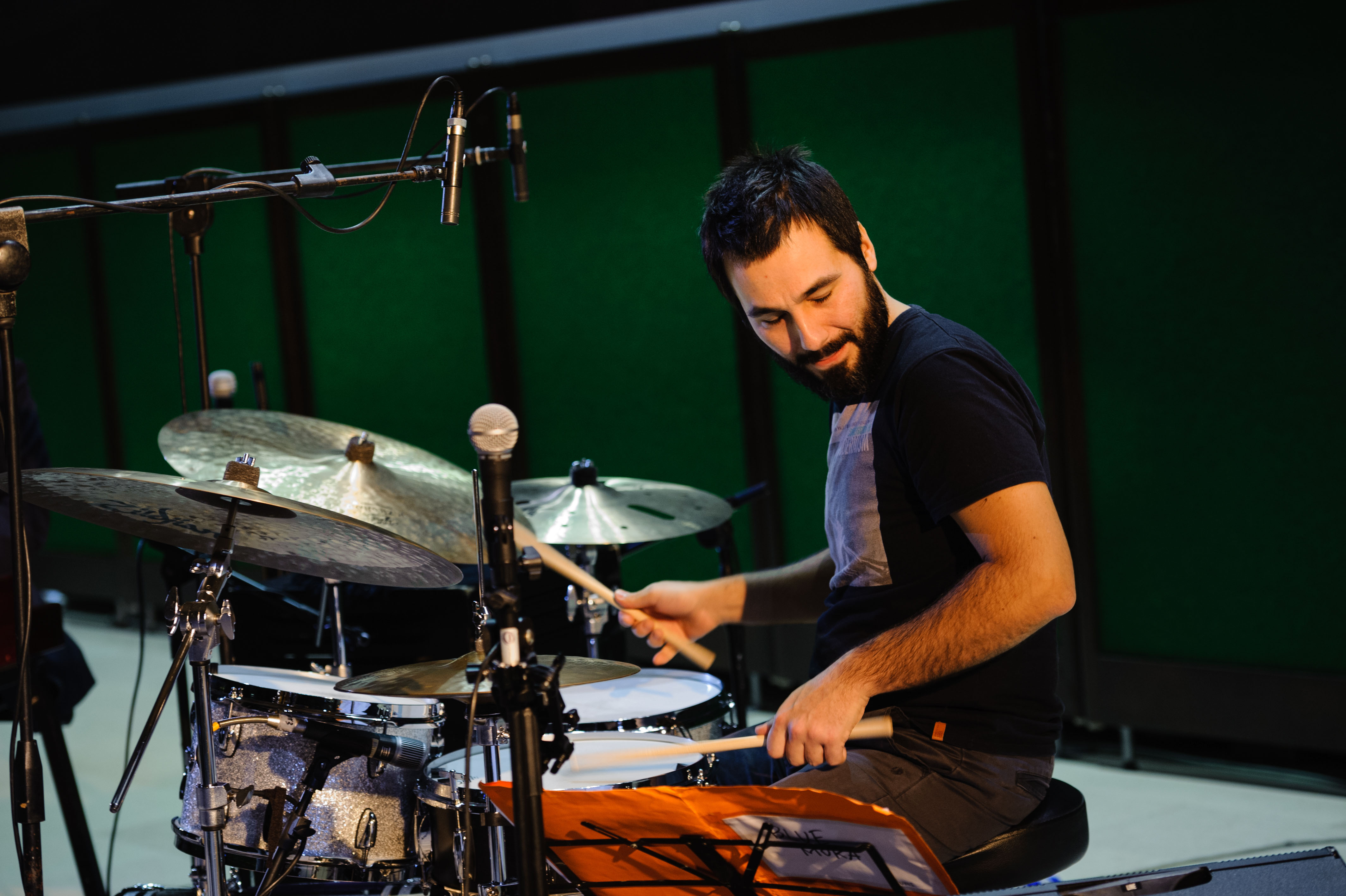 Michele Morari - Drums