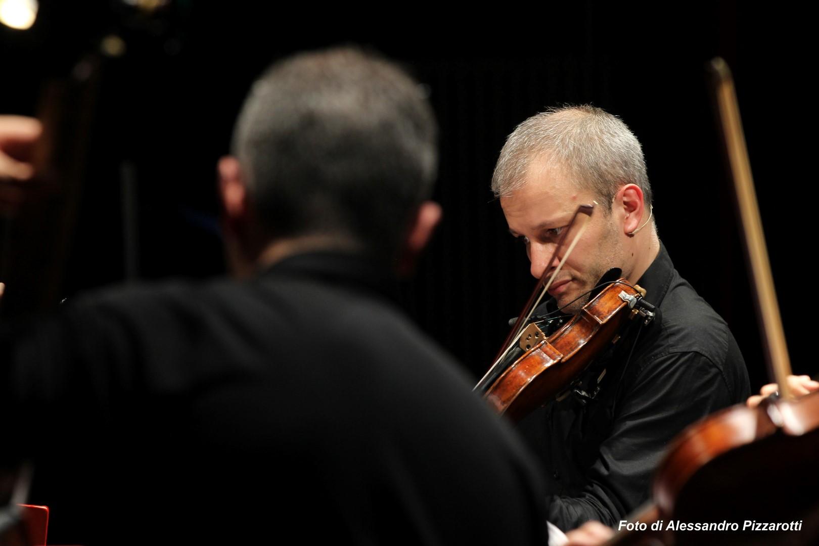 Orfeo Bossini - violino II