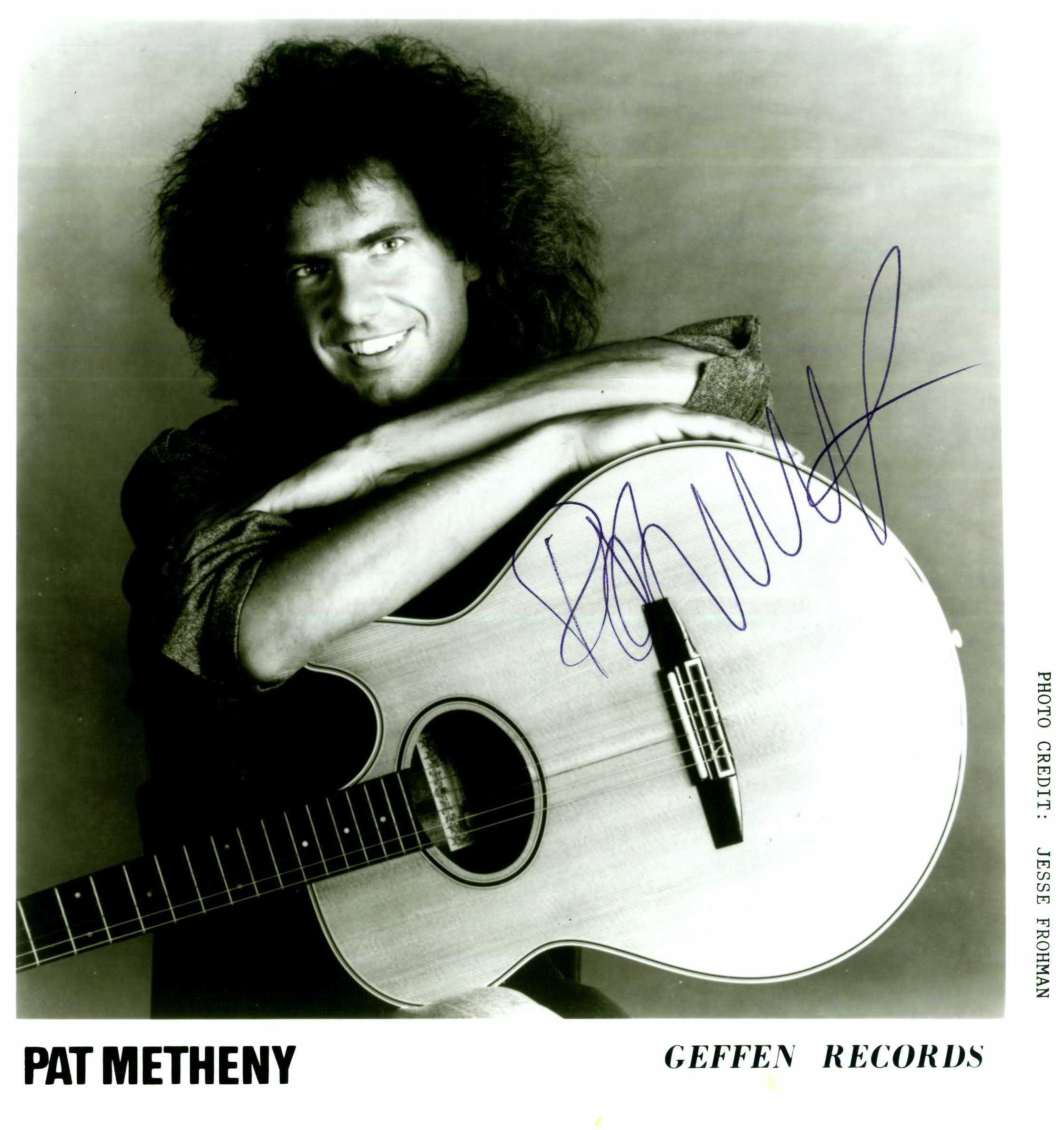Pat Metheny_ 1992
