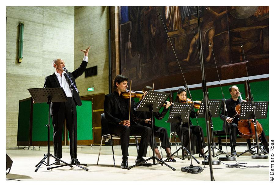 Ensemble Berlin - Peppe Servillo