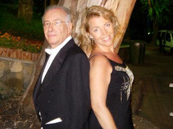 Antonio Ballista e Lorna Windsor