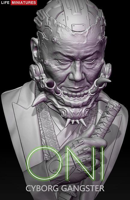 ONI - CYBORG GANGSTER