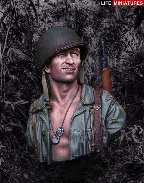 USMC 1st Division, Guadalcanal 1942