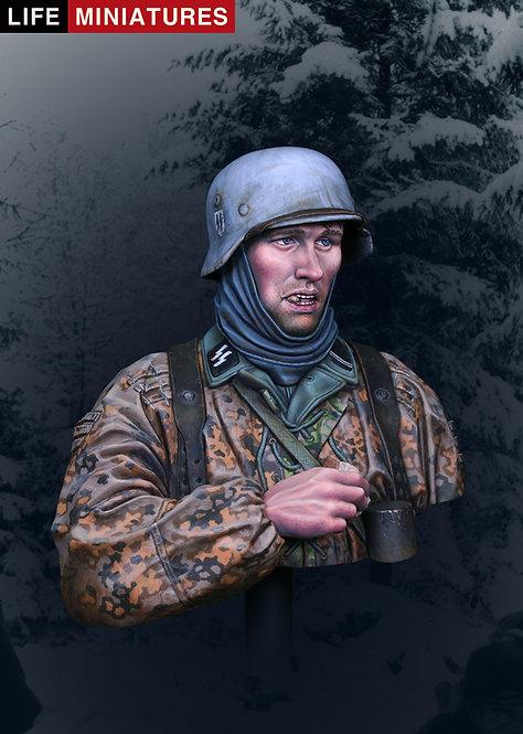 Waffen-SS Infantryman, Ardennes 1944