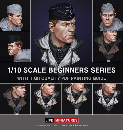 BEGINNERS SERIES No.1 - WW2 German Panzer Commander -