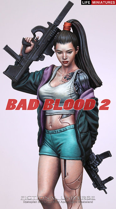BAD BLOOD 2