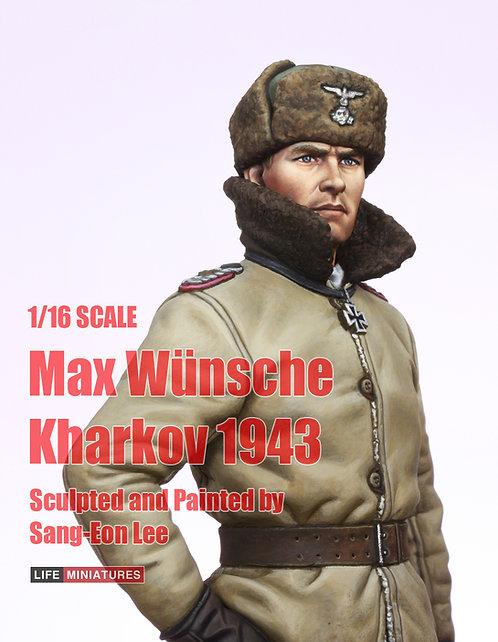 Max Wünsche, Kharkov 1943