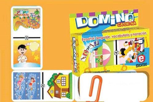 Vacation Dominoes Game: Dominó Cuenta Vacacioness