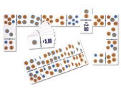Currency Dominoes Game: Dominó de Monedas