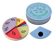 Magnetic Fractions Cake: Pastel Magnético de Fracciones