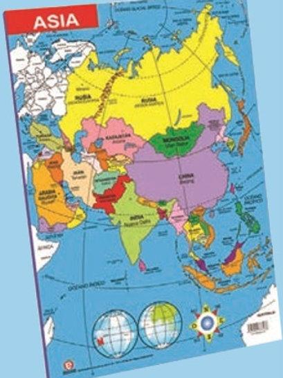Puzzle Asia: Rompecabezas Asia