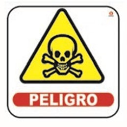 Sign Individual Danger: Señal Individual Peligro