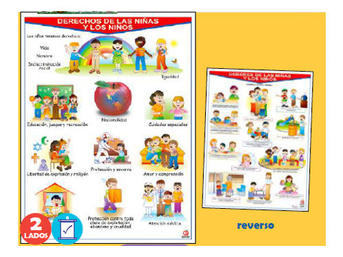 Children's Rights & Obligations Poster