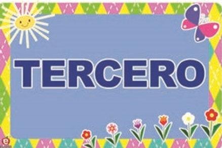 Sign Third: Señal Tercero