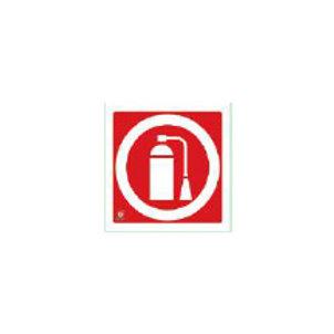 Classroom Label - Fire Extinguisher